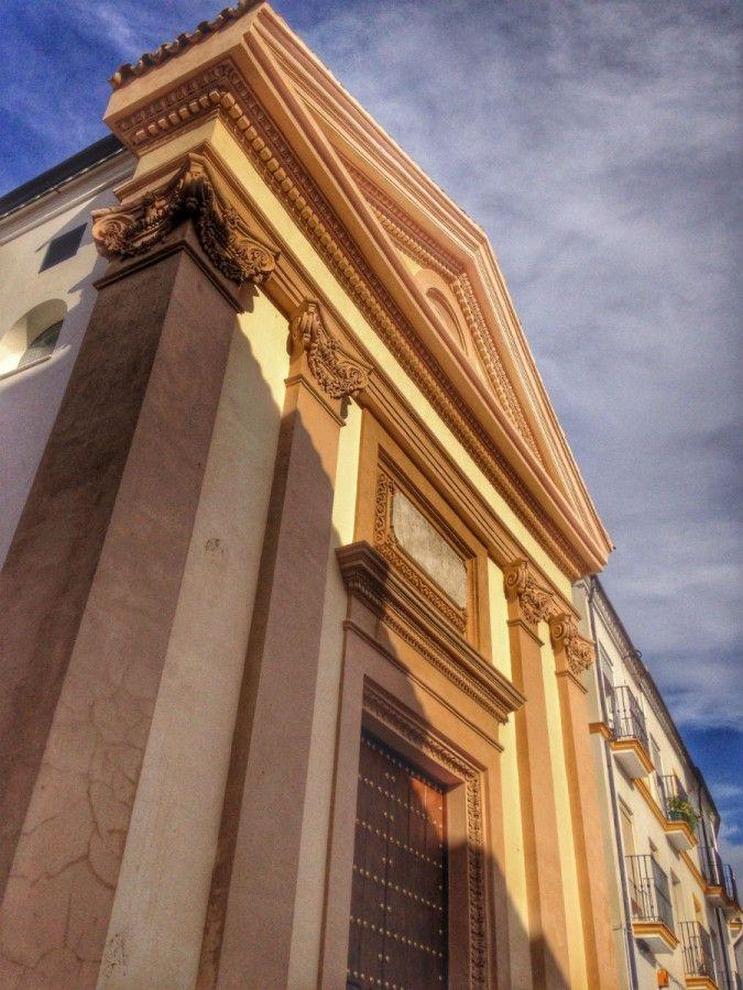 Foto Salón de plenos - Radio Ubrique