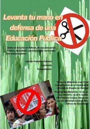 2013-06-12-Ubrique-CartelManifestacionEducacion-317x450
