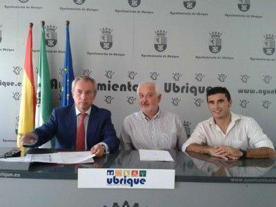 Javier de Torre, Manuel Toro y Víctor Chaves