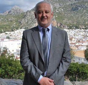 Manuel Toro Rincón Alcalde de Ubrique