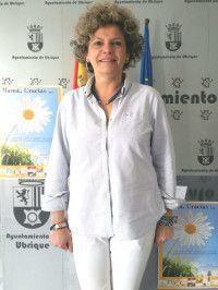 Pepi Gloria Pérez presenta el cartel de promoción del Concurso del Día de la Madre