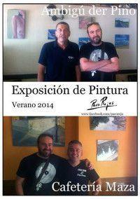 Exposiciones de  Paco Rojas