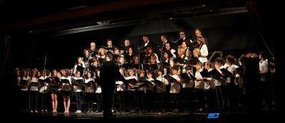 concierto escuela de musica