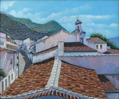 Obra de J.L. López Núñez. Pintores de Ubrique