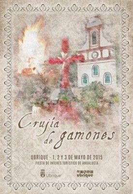 Cartel Crujía de gamones 2015