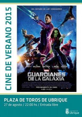 Cine de Verano 2015 - Guardianes de la Galaxia