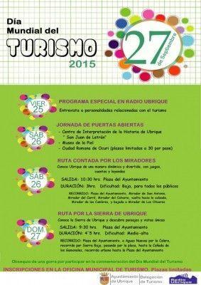 poster dia mundial del turismo 15