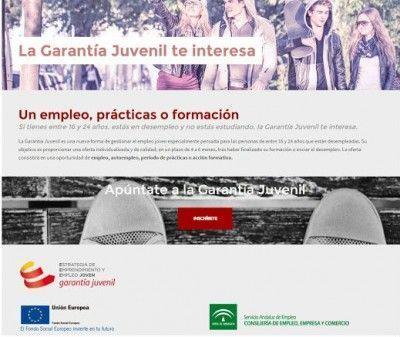 sistema de garantia juvenil en andalucia